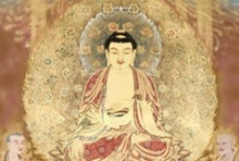 Buddhist Painting / Master Painter Parks highly stylized works have been commissioned for the most important temples in South Korea and exhibited all over the world.