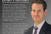 Philadelphia Criminal Law / Brian M. Fishman is a Philadelphia criminal defense attorney who represents individuals charged with all criminal offenses ranging from DUI, marijuana possession to rape, robbery to firearm possession and possession with intent to deliver.