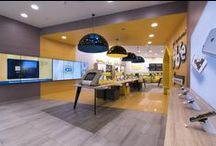 Telecoms / Developing the next generation retail stores