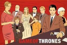 Game of Thrones Dibujo