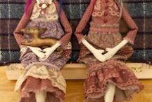 Dolls / Textile dolls