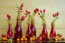 idées décoration florale