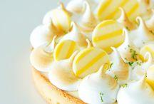 • L e m o n  L i m e • / Lemon/Lime Recipes