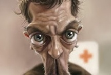 Caricatures / by Kimberley =^..^=