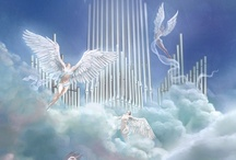 Angels / by Kimberley =^..^=
