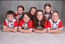 BIKE3000 Junior Team / Teamové focení ve  fotoateliéru Le Sourire Zorky Vorbsové.