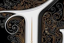 Typography Inspiration / by Rodrigo Santos
