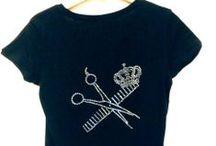 Fodrászos pólók / T-shirts for hairdresser's / Fodrászos pólók  Megrendelni nálunk tudod: kozosseg@fodraszinfo.com