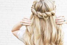 luscious locks / hair yo