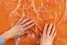 Knutselarij / .....inspiratie voor de beeldend knutselaar ..........