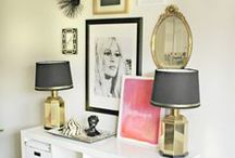 DECOR golden rule: Live with what you love.