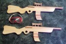 Dřevěné hračky / Dřevěné hračky