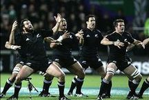 Rugby, the game played in heaven