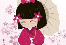 Festa Kokeshi e Japão