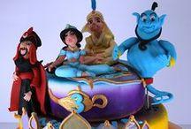 Festa Aladdin e Jasmine