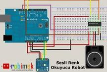 Arduino Projeleri / Arduino Tabanlı Uygulamalar