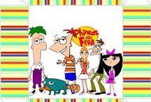 Festa Phineas e Ferb