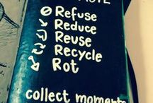 Minimalism & zero waste. / Tips and help to get to a more minimalist and healthier way of life.