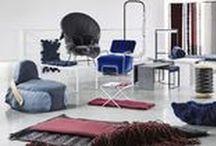 """Design de superfície e móveis """"pedem"""" texturas / Tendo a simplicidade, as formas orgânicas, a funcionalidade e o ideal que a beleza deve melhorar até mesmo os mais simples acessórios da vida diária, o design escandinavo, proveniente de países como Dinamarca, Noruega, Suécia e Finlândia, dita tendência até hoje. Texturas, elegância, tato e móveis artesanais são outras filosofias que marcam o trabalho dos designers e fabricantes que adotam esse estilo."""