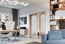 Dveře v moderním interiéru / Inspirace pro vaše bydlení. Dveře SAPELI v interiérech.
