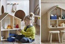 Projetando móveis para crianças / As peças e móveis para crianças reúnem design simples, aspectos lúdicos e propostas adequadas para os pequenos, incentivando a criatividade e a possibilidade de crescer com as peças