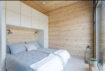 Cottage - Bedrooms / Ideas and inspiration for the interior decoration of a summer cottage