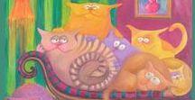 CATS / CATS, CAT ART, KITENS, KICIARZE, KOTKI, KOTECZKI:)
