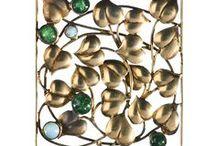 Wiener Werkstatte Jewelry