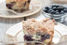 Blueberry Recipes / Our favorite blueberry recipes. Blueberry Desserts | Blueberry Pancakes | Blueberry Baked Goods | Etc.