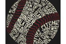 Baseball & Softball T-Shirts, Apparel & Accessories