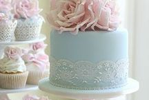 DREAM WEDDING CAKE IDEAS / Inspirational and ideas for wedding cakes