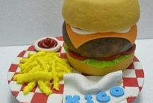 CAKES THAT LOOK LIKE FOOD!