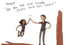 Hunger Games / by Anna Hiser