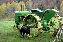 Braggin' Rights / According to my husband and son....Nothing Runs Like A Deere....is the truth. / by patty slye