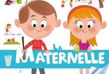 Ecole: Maternelle- school / by JuLiA