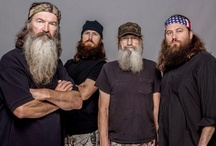 Duck Dynasty / LOVE this show!!!! / by Terri Bergstresser Bryan