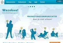 Wazokuu! Online Branding / Marketingsoftware voor het ontwikkelen en activeren van een sterk merk: www.wazokuu.nl