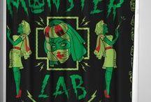 Macabre / A mix of horror, macabre and grotesque. Love the concept ♥