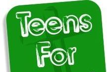 Teens for Christ / by CUM Books