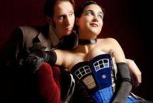 Cosplay TARDIS