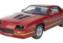 Camaro Crazy / Chevrolet® Camaro's from Revell® Plastic Model Kits - through the years.