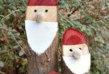 """Natal DIY / Ideias de """"faça você mesmo"""" para o Natal. Inspire-se!"""