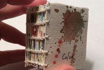 művész könyv- Book Art