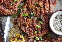 Steak Recipes / Try these steak recipes using Bar 10 Beef's All Natural Grass-Fed Beef! To order go to bar10beef.com. Email me at braedon@bar10.com with any questions. Thanks.