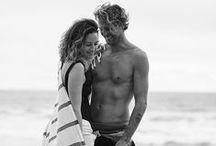 Buro Loves Love: Kym & Luke / Kym Ellery and Luke Stedman are one of Australia's coolest and most creative couplings