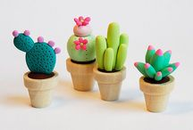 Ideas - Clay & Fimo / Various things to do with fimo