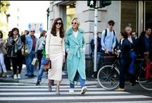 Fashion Street Style / Capturing the chicest street style looks