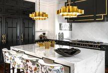 European Influenced Kitchens