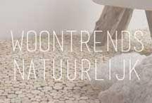 Woontrend: natuurlijk | OTTO / Laat je inspireren door deze op natuurlijke materialen geiïnspireeerde woontrend en bijbehorende items van OTTO!