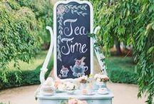 Vintage tea party / Vintage tea party